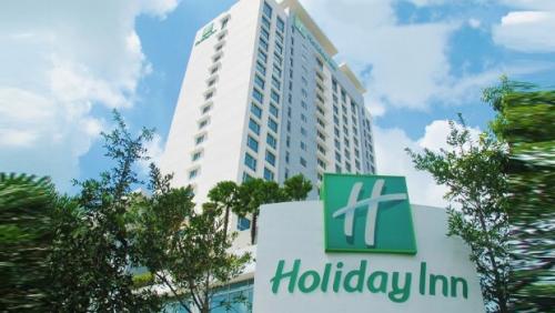 Holiday Inn Hotel at Melaka