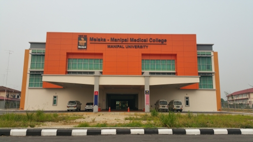 Manipal Medical College at Muar