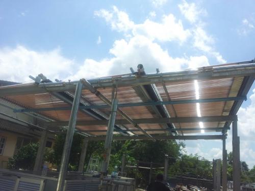 Solar Drying System at Perlis, Malaysia
