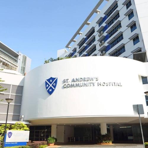 St Andrews Mission Hospital