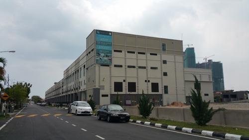 Temasek Hotel at Melaka